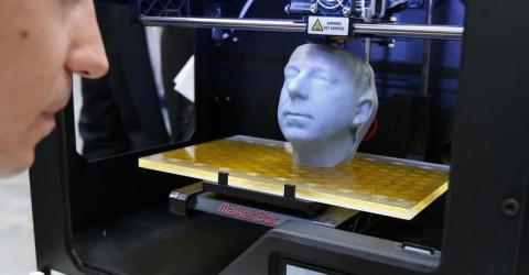 What is a 3D Printer?