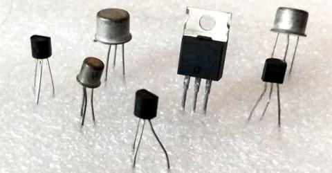 Different types of Transistor