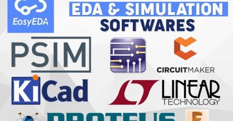 Most Popular EDA and Simulation Softwares