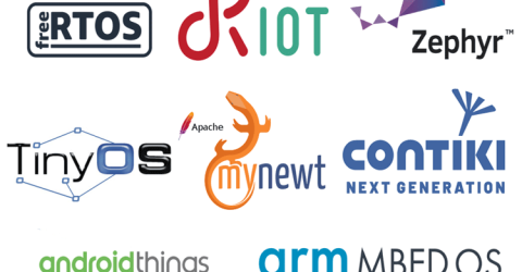 Popular Operating Systems for IoT Applications