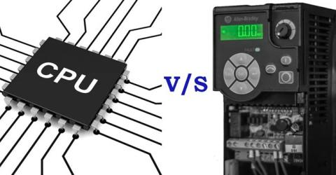 Comparison and Difference between Microcontroller and PLC