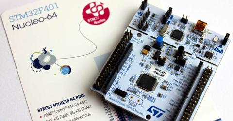 STM32F Nucleo 64 Development Boards