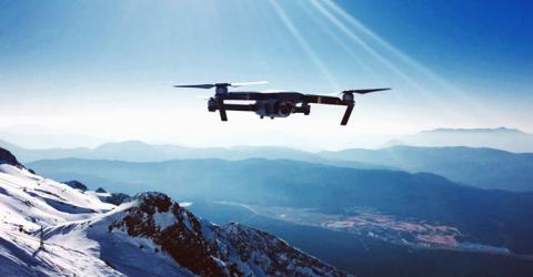 Solar-Powered Drones - Technical Challenges and Recent Advancements