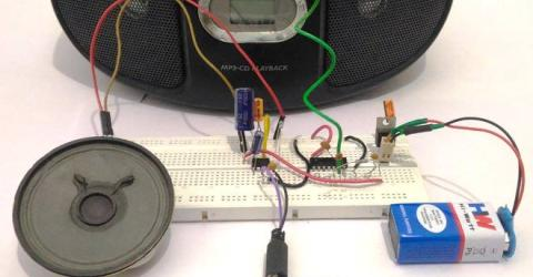 DIY Simple FM Transmitter Circuit