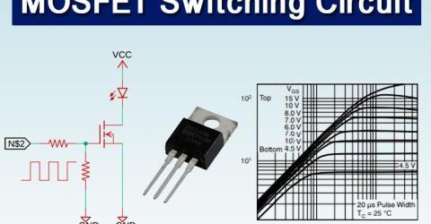 MOSFET Switching Circuit