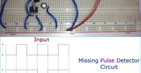 Missing Pulse Detector Circuit