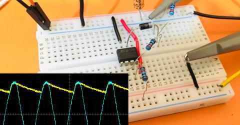 Peak Detector Circuit