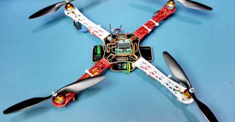 Designing & Development of Quad Copter using KK2.1.5 Flight Controller