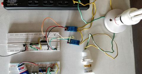 RF based Home Automation System without Microcontroller