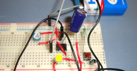 10 Minute Timer Circuit Electronic Circuits And Diagram - Wiring