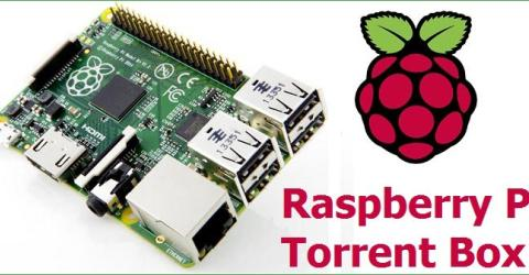Raspberry Pi Always-on Torrent Machine