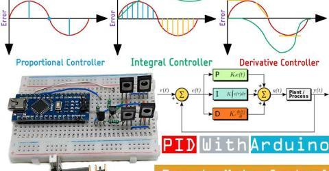 Arduino Based Encoder Motor Controller