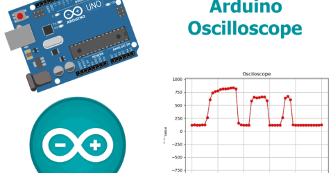 Arduino Based Real-Time Oscilloscope