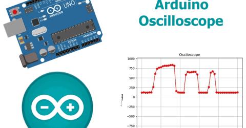 Arduino Based Real-Time Oscilloscope