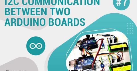 Arduino I2C Tutorial: Communication between two Arduino Boards