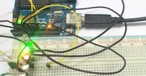 Arduino RGB LED Interfacing