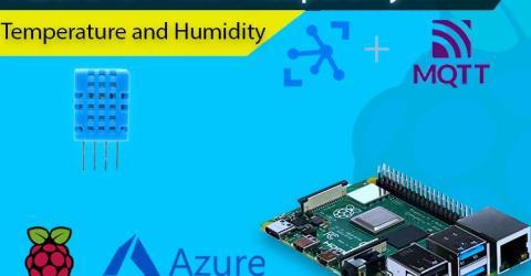 Azure IoT with Raspberry Pi