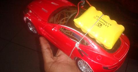Bluetooth Controlled Robo-car using Arduino