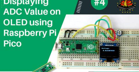 ADC on Raspberry Pi Pico