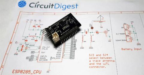 ESP Modules for Battery Powered IoT Applications