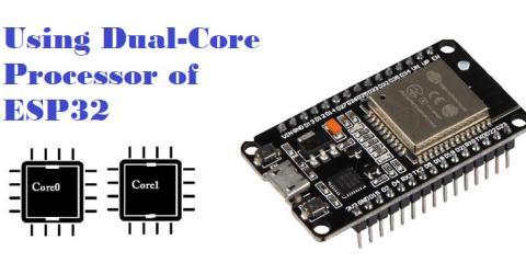 ESP32 Dual Core Processor