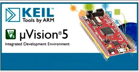Getting Started With ARM7 LPC2148 Microcontroller and Program it using Keil uVision