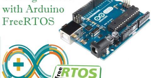 FreeRTOS Task for Blink LED in Arduino UNO