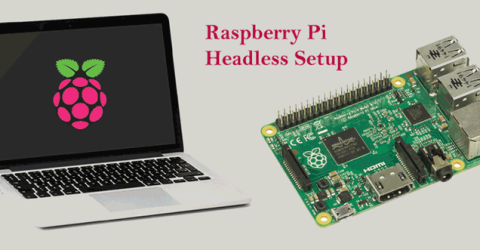 Headless Setup of Raspberry Pi without a Monitor