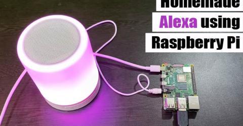 Homemade Alexa using Raspberry Pi