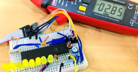 How to use ADC in AVR Microcontroller ATmega16