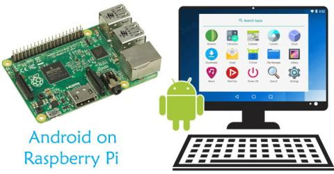 How to install Android on Raspberry Pi