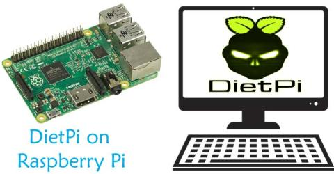 How to setup DietPi on Raspberry Pi