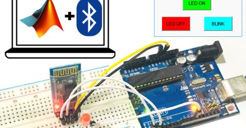 How to use Bluetooth with MATLAB for Wireless Communication