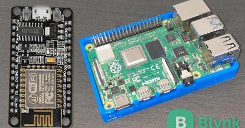 Installing Blynk Local Server on Raspberry Pi