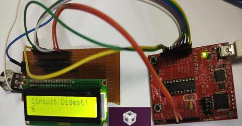 Interfacing Alphanumeric 16*2 LCD Display with MSP430