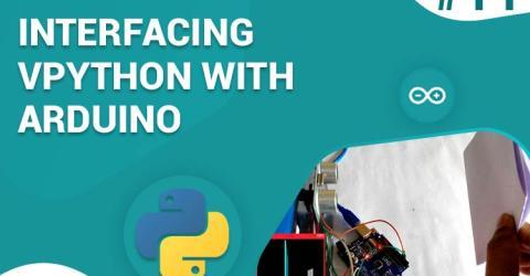 Interfacing VPython with Arduino