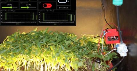IoT based Smart Agriculture Monitoring System