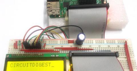 16x2 LCD Interfacing with Raspberry Pi