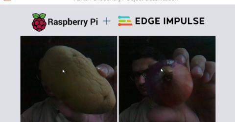 Object Classification using Edge Impulse TinyML on Raspberry Pi