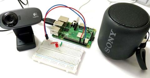 Raspberry Pi GPIO control using Amazon Alexa Voice Services