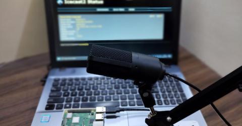 Raspberry Pi Internet radio and Streaming Station