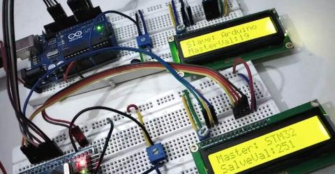 How to use SPI Communication in STM32 Microcontroller