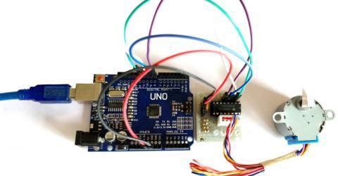 Arduino Stepper Motor Control Tutorial