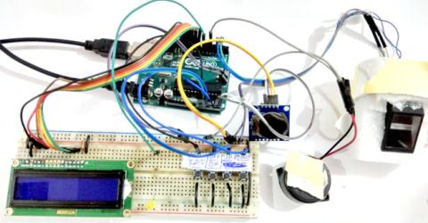 Fingerprint Attendance System Project using Arduino