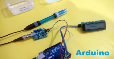pH Meter using Arduino Uno