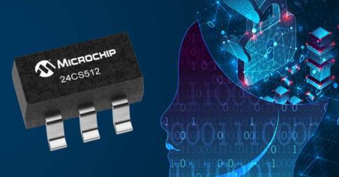 24CS512 I2C Serial EEPROM