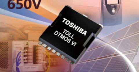Toshiba's 650V Super Junction Power MOSFETs