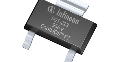 950 V CoolMOS P7 Superjunction MOSFET