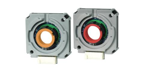 Capacitive Incremental Encoders to Support Shaft Sizes up to 5/8 in (15.875 mm)