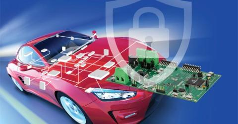 Automotive Security Development Kit to Protect In-vehicle Networks from Hackers